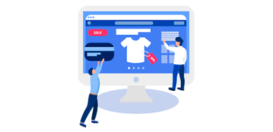 Build a Beautiful Online Store!